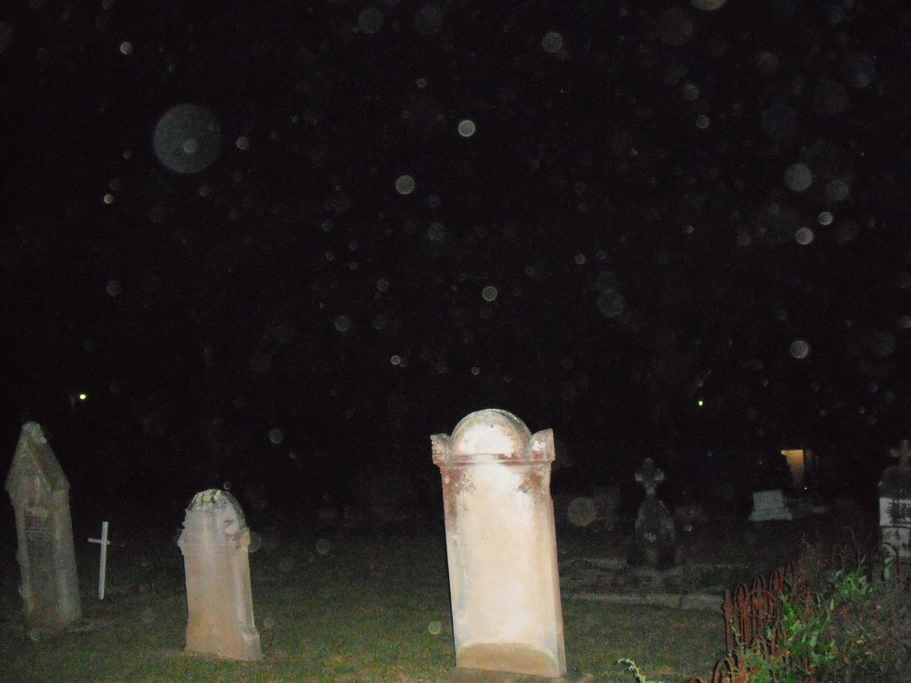 Picton Ghost Tour - Journal 24, March 2010 (6/6)