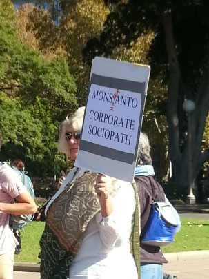 Monsanto = Corporate Sociopath - @AussieActivist