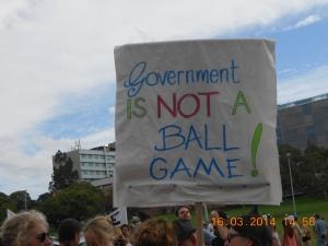 political Placard